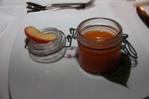 Ingwer-Mango Suppe