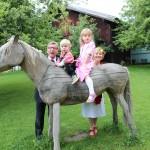 Familienfoto - nachhaltige Hochzeit