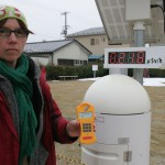 Strahlung in Fukushima