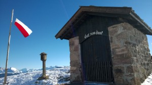 Rittner Horn Feltuner Hütte