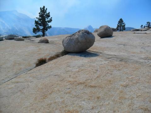 Die grossartige Landschaft von Yosemite
